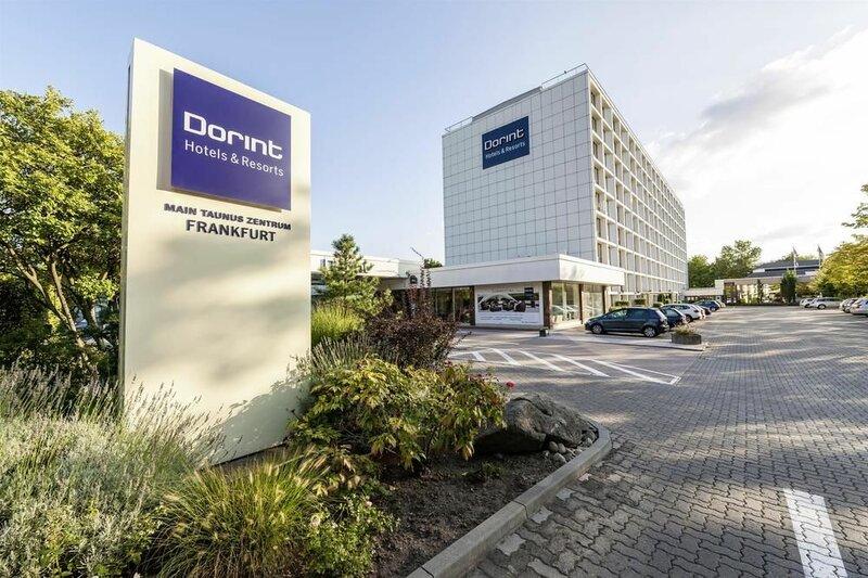 Dorint Main Taunus Zentrum Frankfurt/Sulzbach