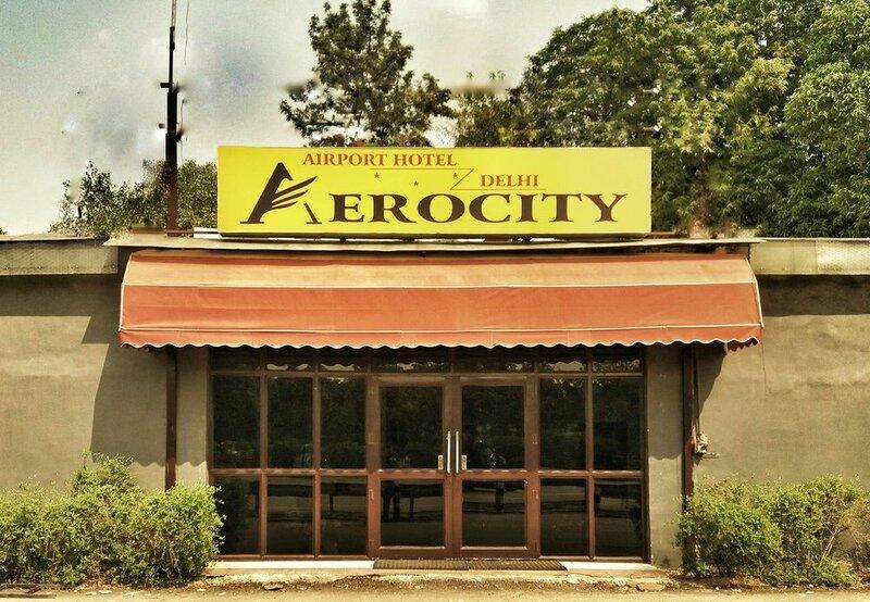 Airport Hotel Delhi Aerocity