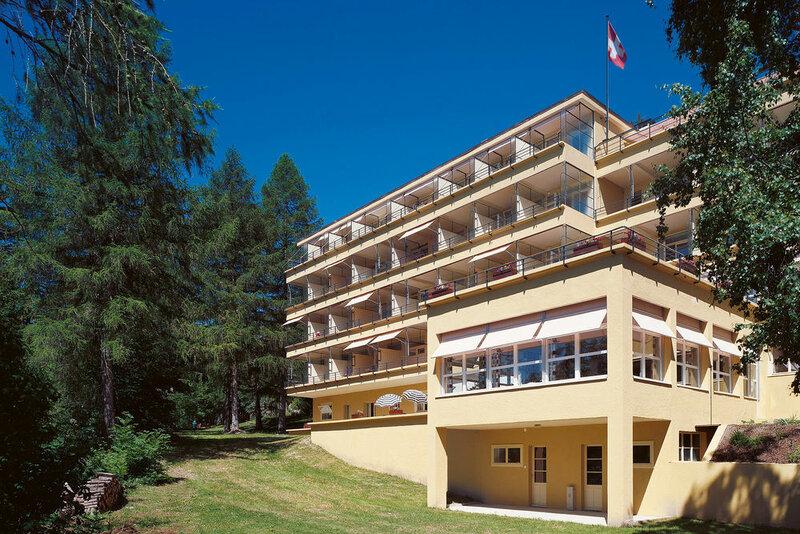 Youth Hostel Crans-Montana
