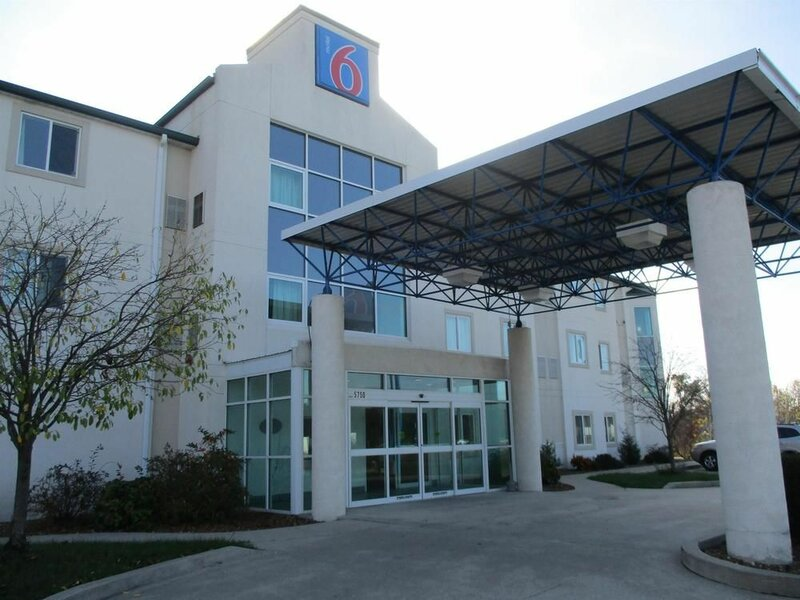 Motel 6 Kingdom City, Mo
