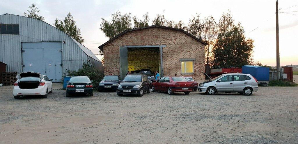 автосервис, автотехцентр — Роутсервис — деревня Малиновка, фото №2