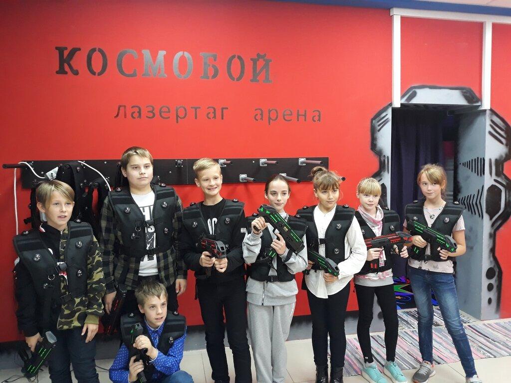 лазертаг — Космобой — Новомосковск, фото №2