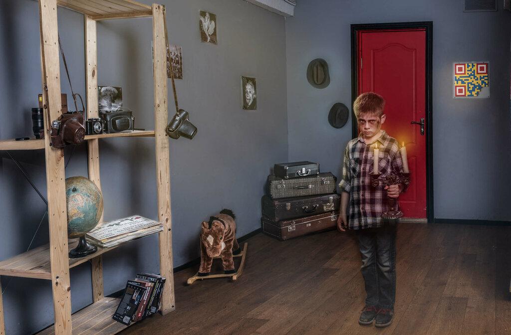 квесты — Фотолаборатория призрака — Санкт-Петербург, фото №2