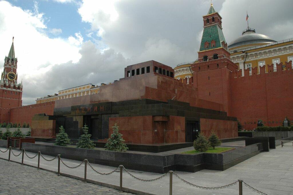 достопримечательность — Мавзолей В.И. Ленина — Москва, фото №9