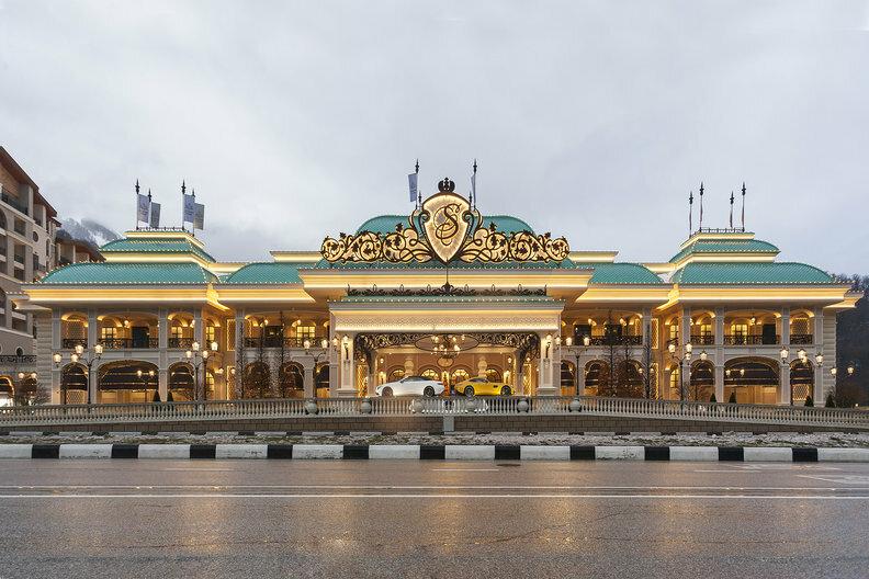 фото Эсто фото казино садок