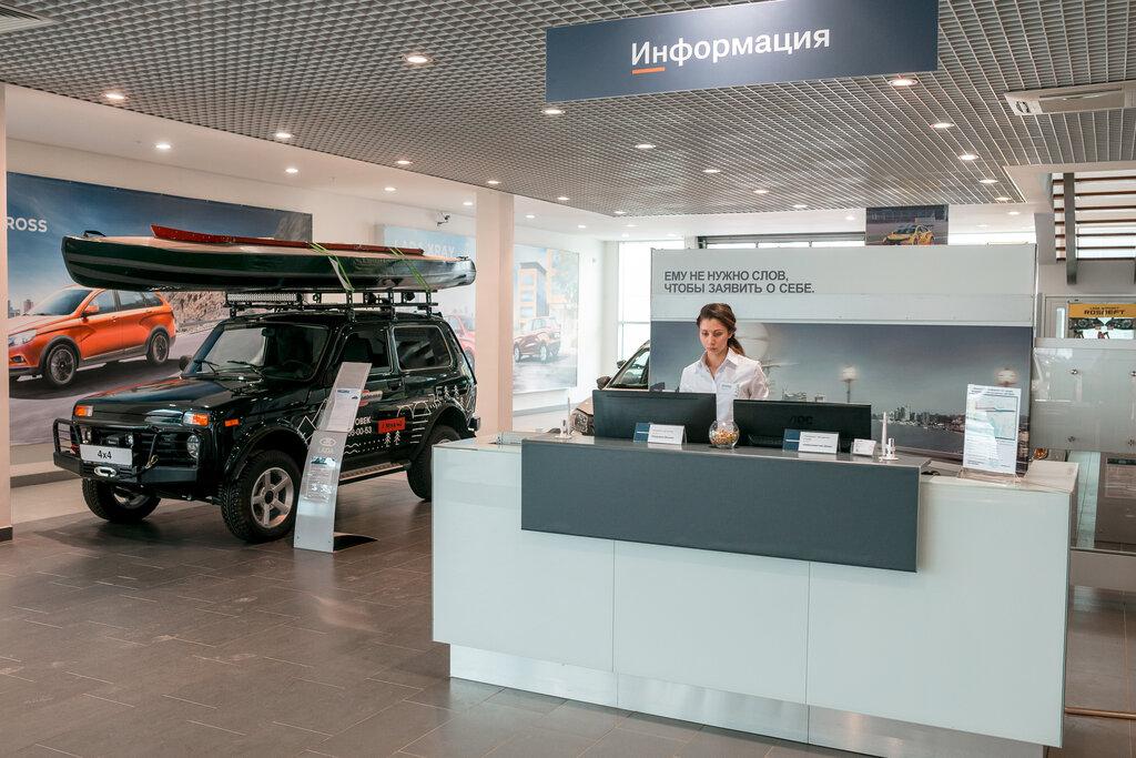 автосалон — Автовек — Екатеринбург, фото №3