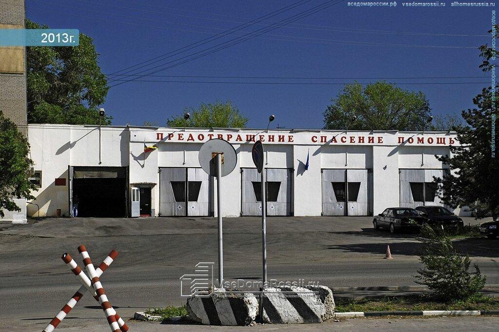 пожарные части и службы — Пожарно-спасательная часть № 11 Советского района — Ростов-на-Дону, фото №1