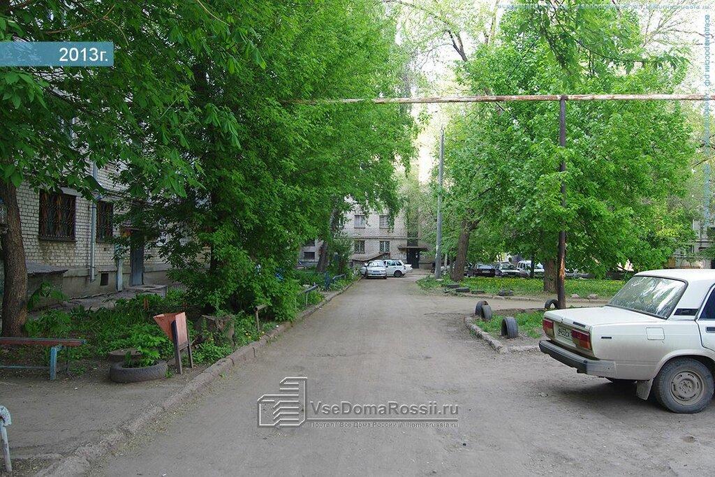 Самара, улица Свободы дом 225. многоквартирный дом