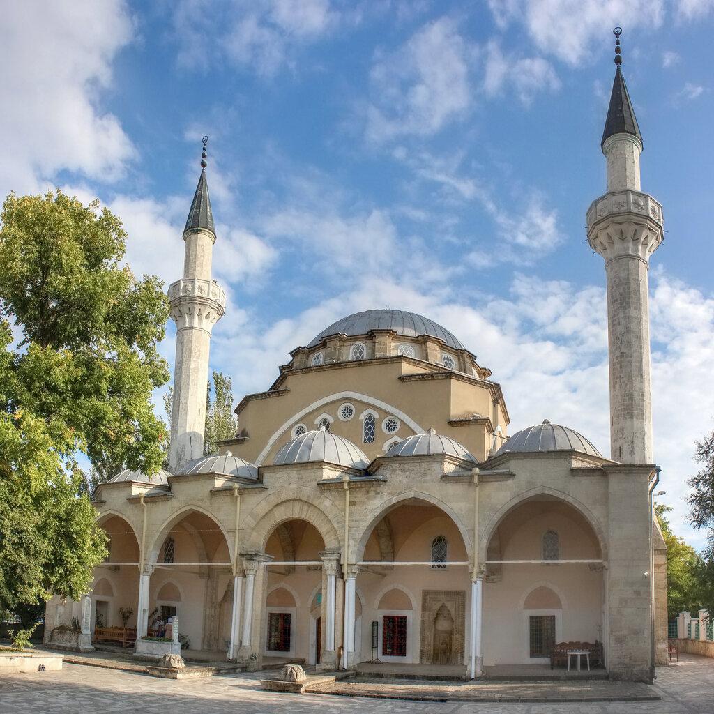 мечеть — Джума Хан-Джами — Евпатория, фото №1