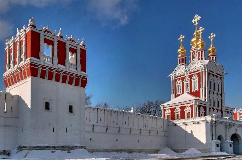 «Богородице-Смоленский Новодевичий монастырь» фото 5