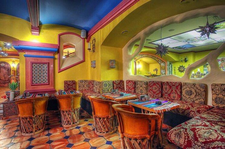 делают смысл картинки мексиканский ресторан окрас