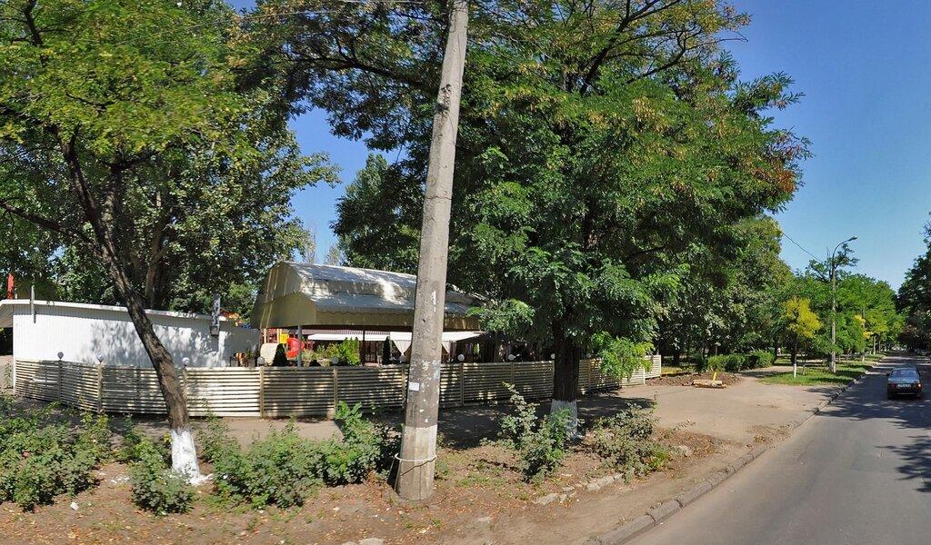Панорама кафе — Кафе-бар ВДВ — Одесса, фото №1