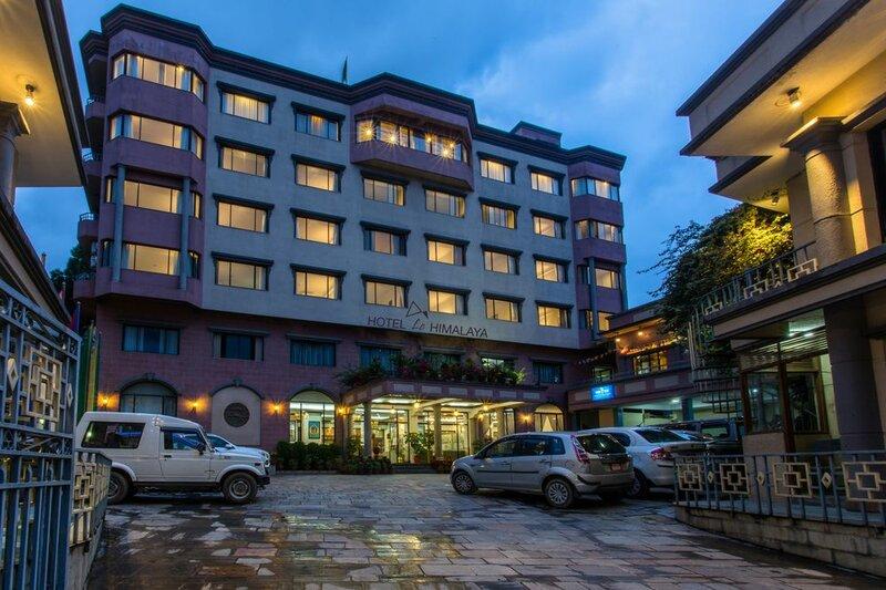 Hotel Le Himalaya