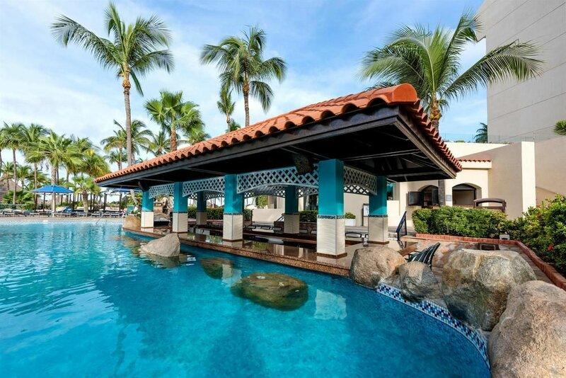 Курортный отель Barceló Aruba — Всё включено
