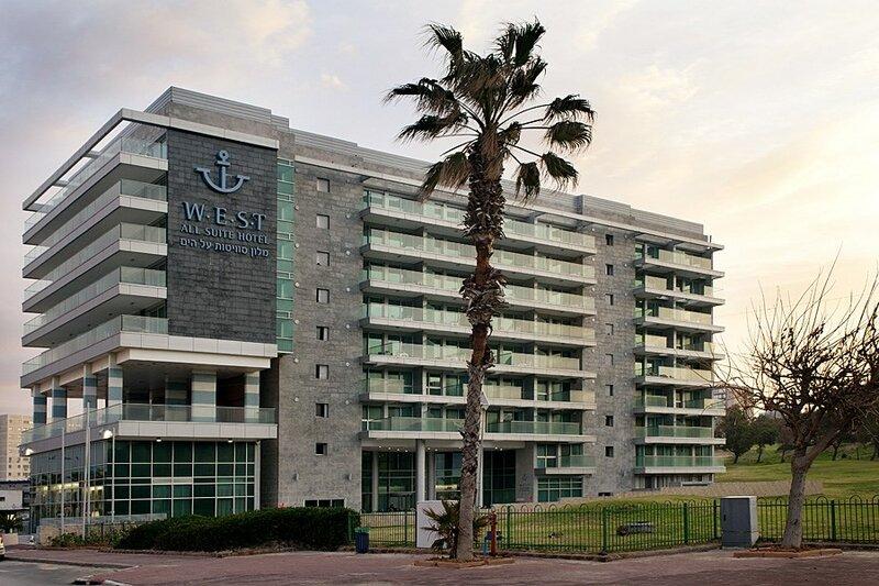 Бутик-отель West Ашдод