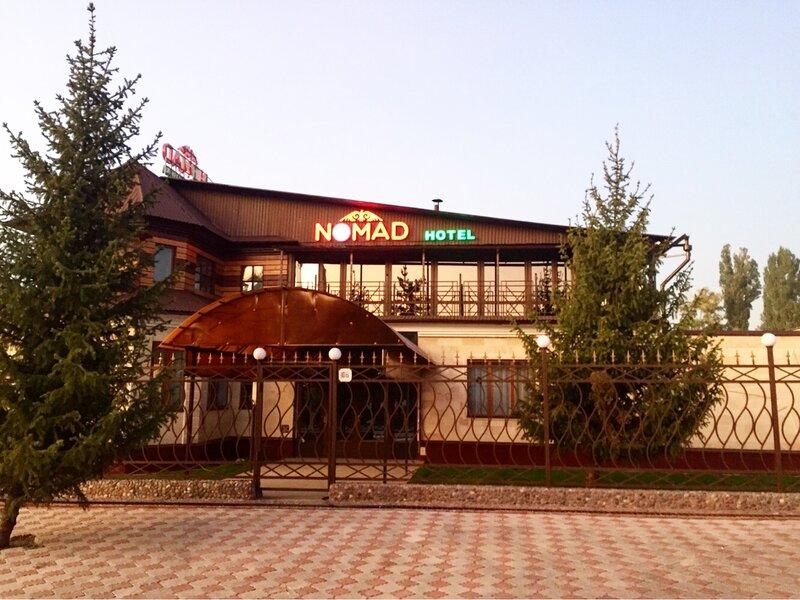 Nomad Karakol