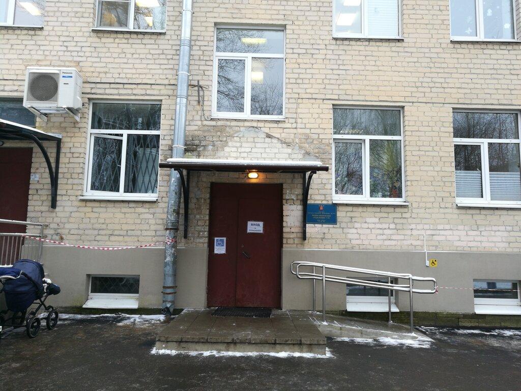 58ed50e398f23 детская поликлиника — Детская поликлиника № 49, отделение № 15 — Павловск,  фото №
