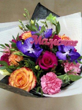 Цветов, доставка цветов кудымкар цена цветочный рай