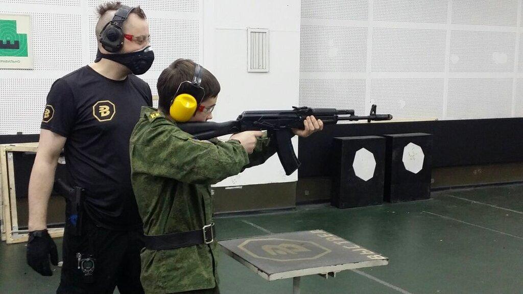 стрелковый клуб выстрел в москве