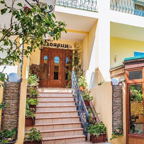 Отель Боярин