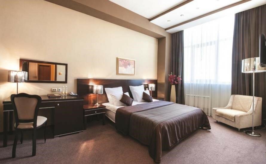 гостиница — Отель Heliopark Residence — Пенза, фото №5
