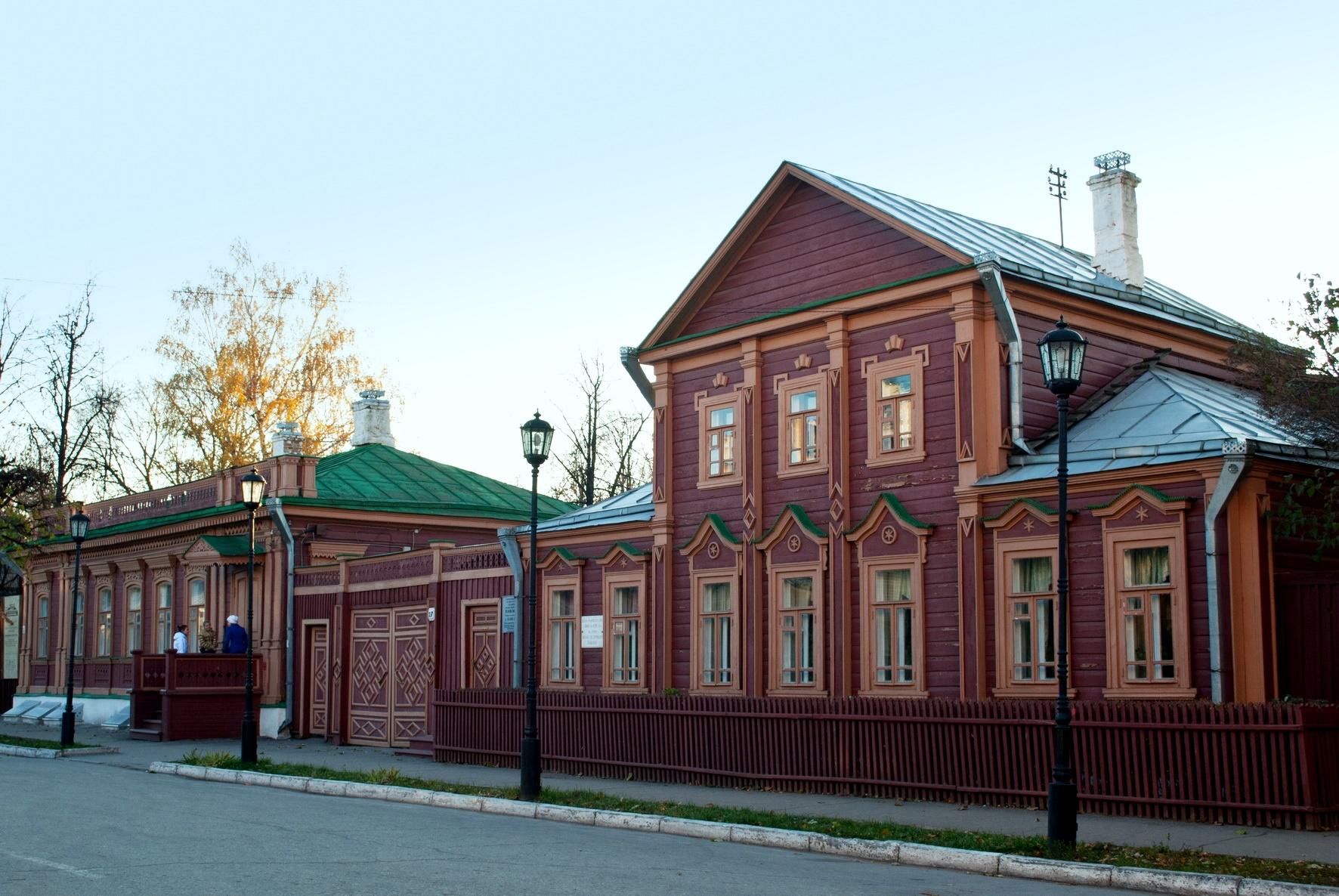 «Мемориальный музей-усадьба академика И. П. Павлова» фото 3