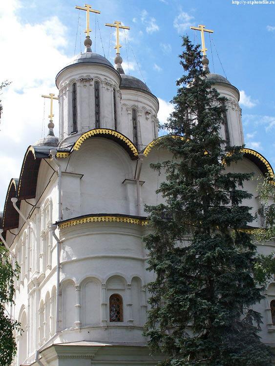 православный храм — Церковь Двенадцати апостолов — Москва, фото №10
