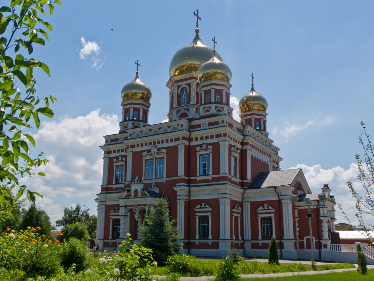 Церковь в саратове картинки