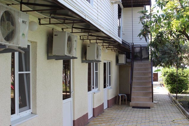 гостиница — Дарина море — поселок городского типа Цандрыпш, фото №2