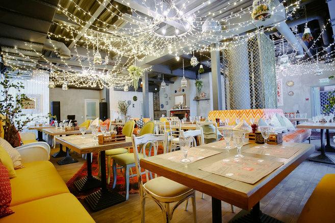 ресторан — Чайхана Чабрец — Санкт-Петербург, фото №3