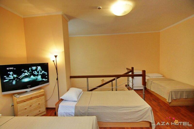 Отель Лаза