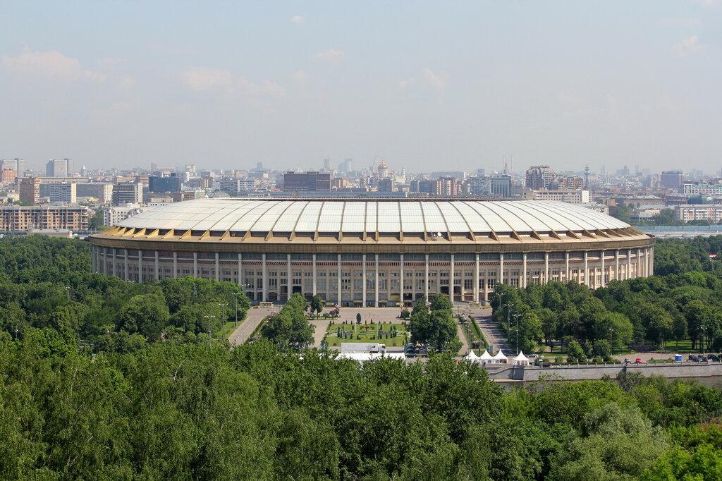 стадион — Лужники — Москва, фото №10
