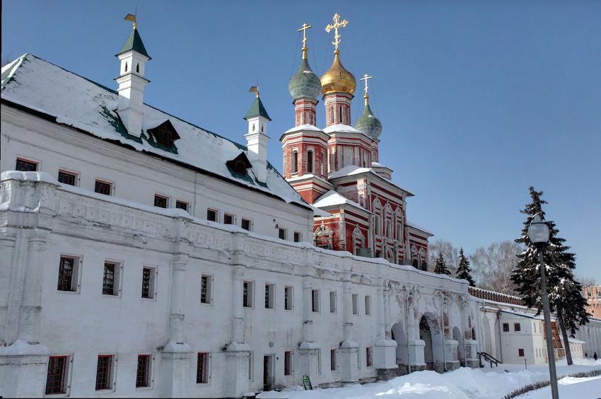«Богородице-Смоленский Новодевичий монастырь» фото 6