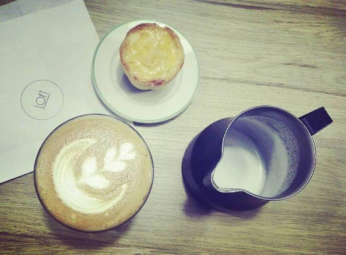 кофейня — Loft — Москва, фото №5