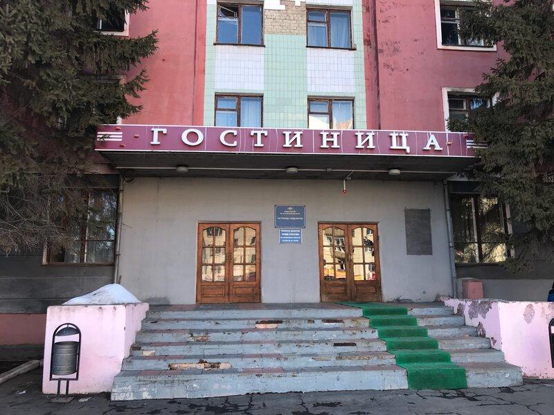 Гостиница при МВД