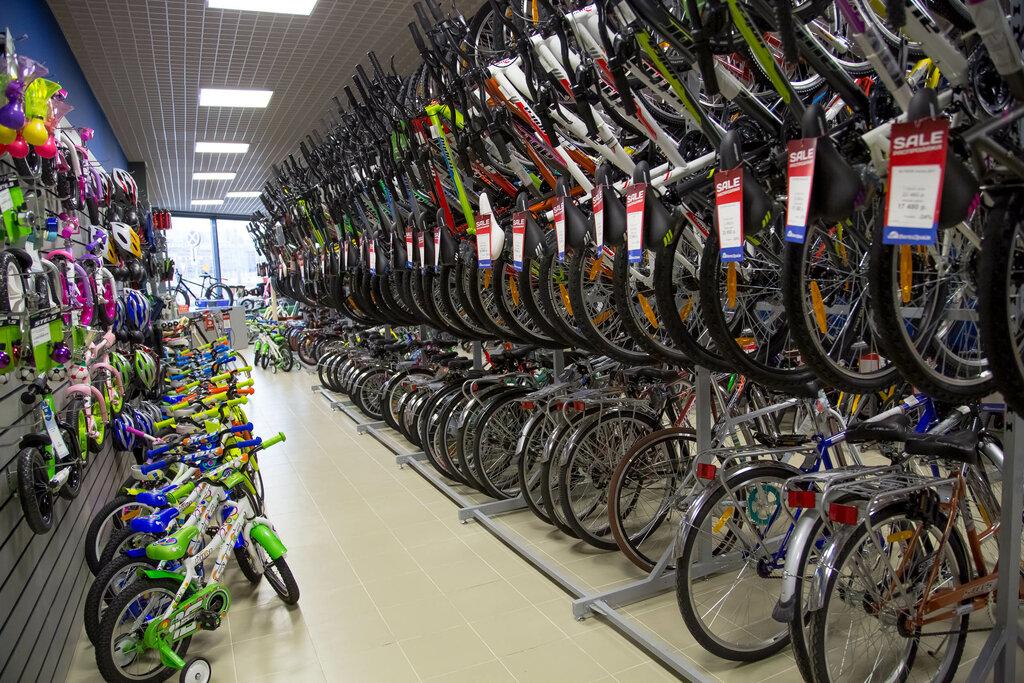 Магазин Велосипедов На Богатырском