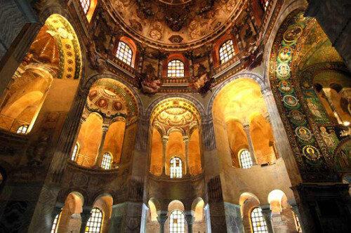 католический храм — Сан-Витале — город Равенна, фото №4