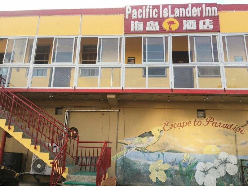 Pacific Islander Inn