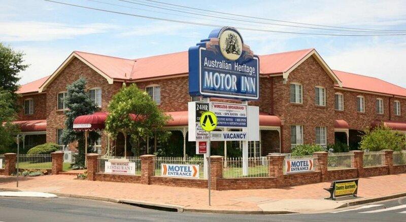 Australian Heritage Motor Inn