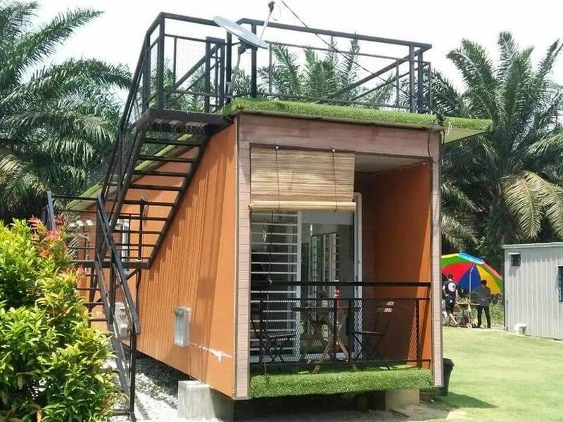 Jeram Tiny House