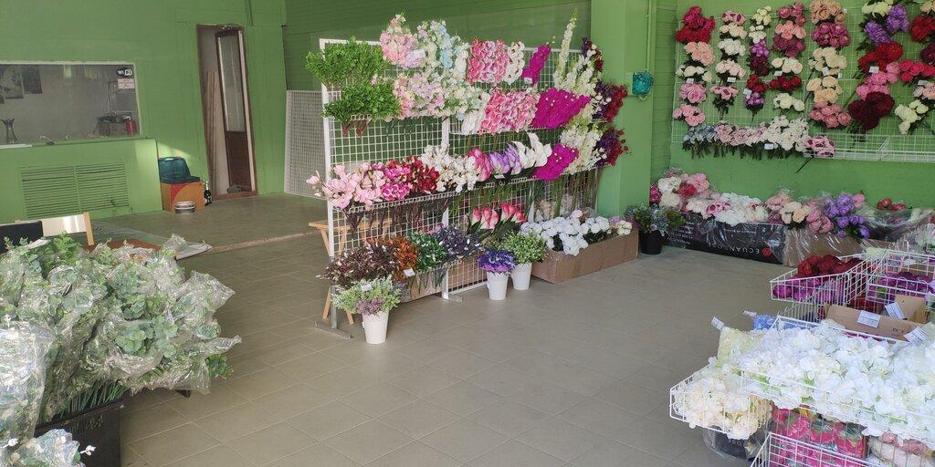 Искусственные цветы оптом курск
