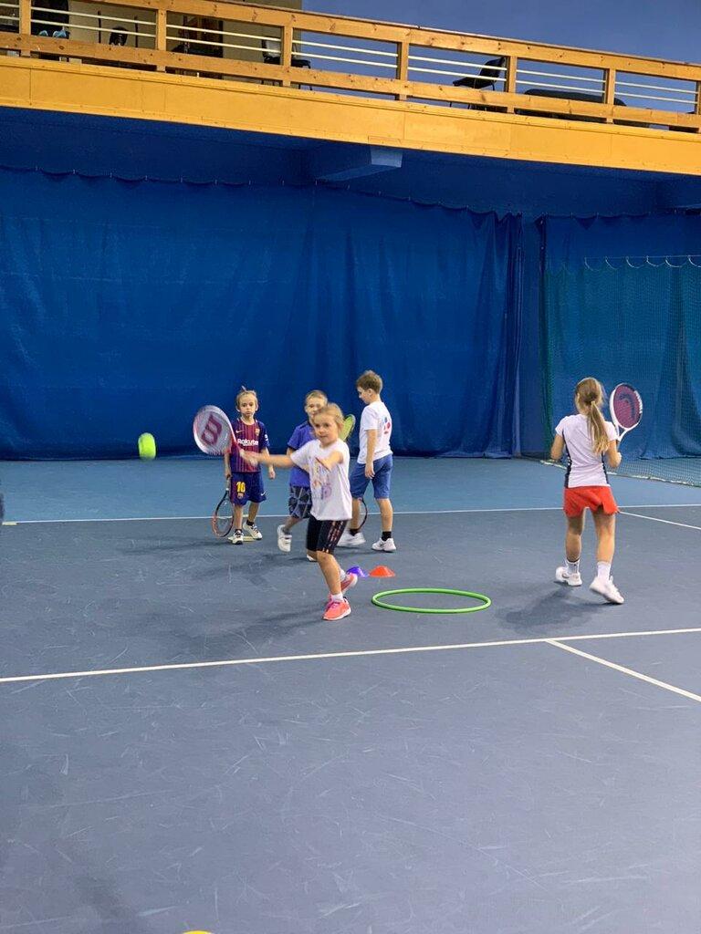 спортивный клуб, секция — Теннисный клуб Лига теннис — Москва, фото №10
