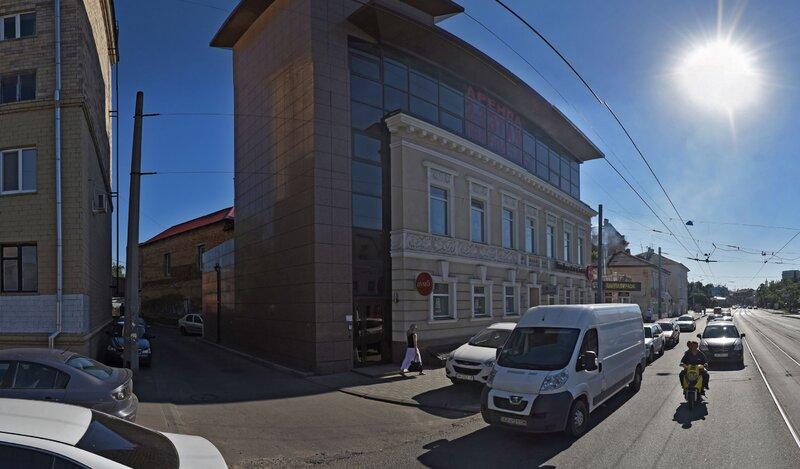 Samsonov Hotel in Moskovsky