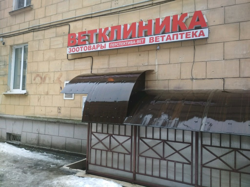 ветеринарная клиника — Перспектива-вет — Санкт-Петербург, фото №1