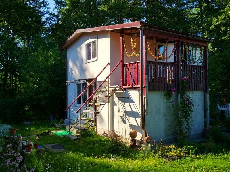 Чара-Ласта - дом для отдыха на Куршской косе