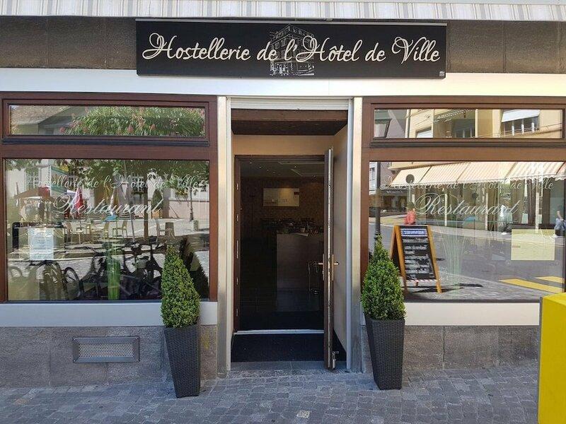 Hostellerie De L'Hotel De Ville