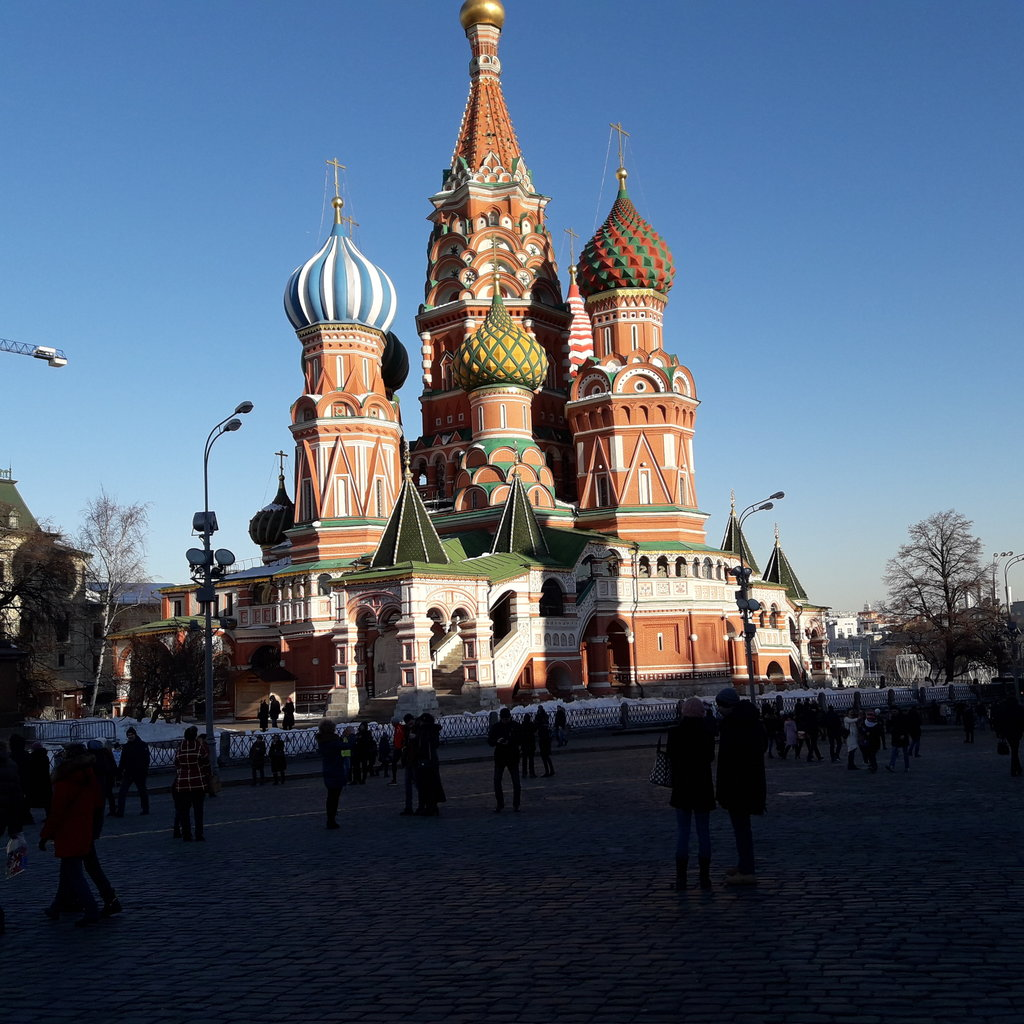 православный храм — Троицкая церковь — Москва, фото №1
