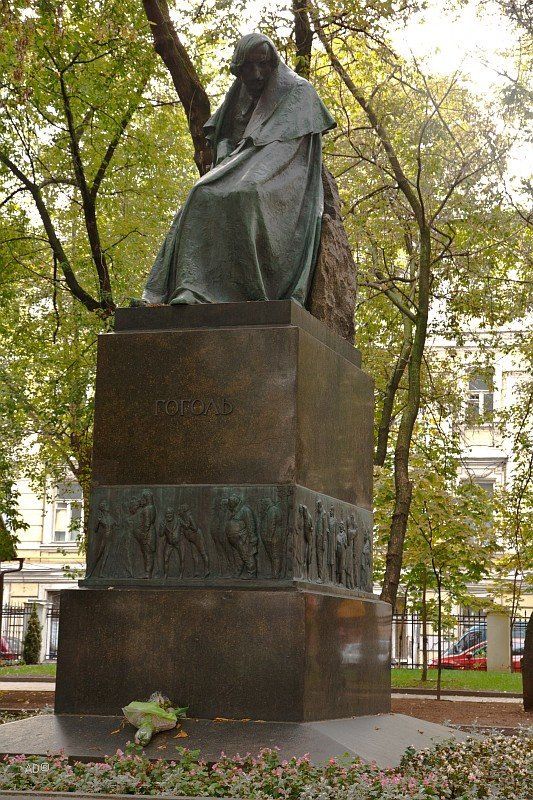 библиотека — Дом Н.В. Гоголя — Москва, фото №10