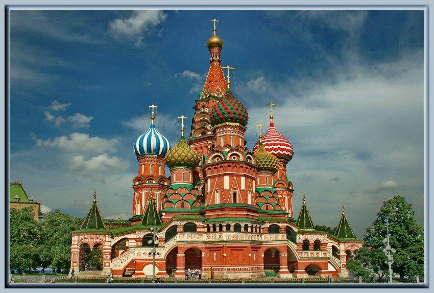 музей — Собор Покрова Пресвятой Богородицы что на Рву — Москва, фото №9