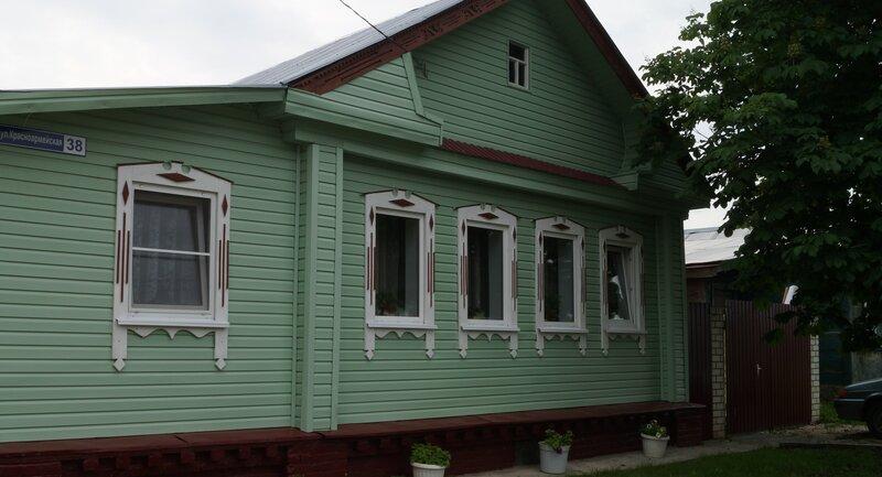 Коттедж на Красноармейской
